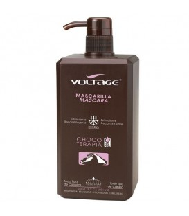 MASCARILLA CHOCO-TERAPIA 1000 ml. VOLTAGE