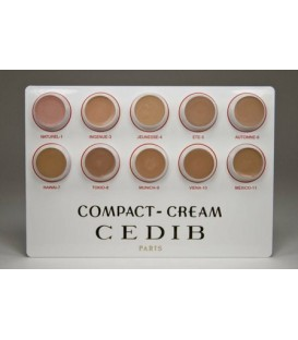 CEDIB- COMPACT MAKE-UP