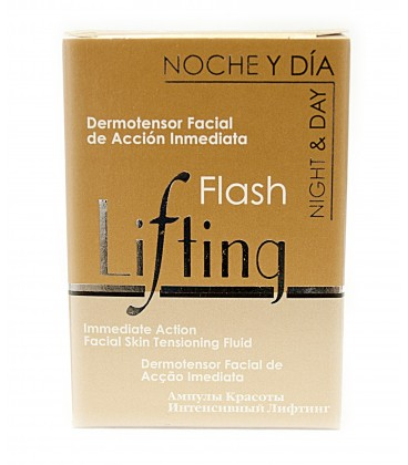AMPOLLAS FLASH LIFTING NOCHE Y DIA