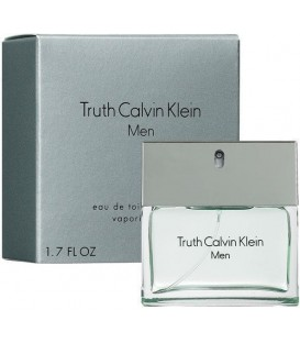 CALVIN KLEIN - TRUTH MEN EDT 50vp