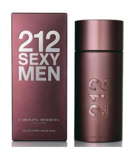 CAROLINA HERRERA - 212 SEXY MEN EDT 100vp