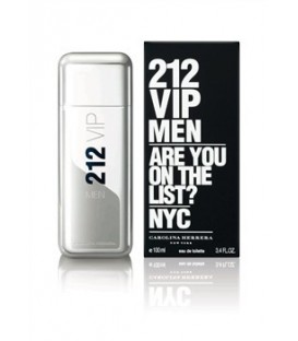 CAROLINA HERRERA - 212 VIP MEN EDT 50vp