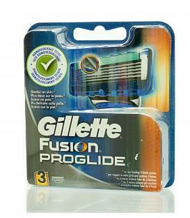 GILLETTE FUSION PROGLIDE RECAMBIOS