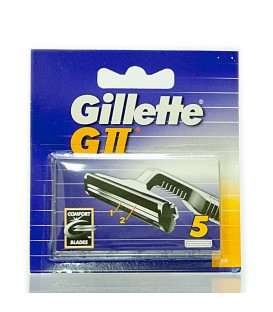 GILLETTE G II CARTRIDGES