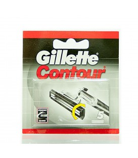 GILLETTE CONTOUR CARTRIDGES