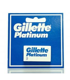 GILLETTE PLATINUM INOX BLADES