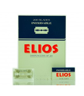 BOX PROFESSIONAL INOXIDABLE BLADES - ELIOS