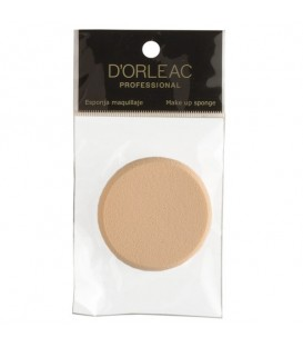 ROUND SPONGE MAKE-UP D'ORLEAC
