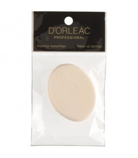 OVAL SPONGE MAKE-UP D'ORLEAC