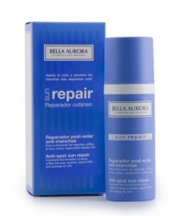 BELLA AURORA SUN REPAIR POST-SOLAR ANTI-STAIN