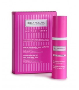 BELLA AURORA SERUM ILUMINADOR TONO UNIFORME PERFECT TONE
