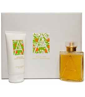 AZAHAR DE ADOLFO DOMINGUEZ 100vp + BODY MILK 150ml