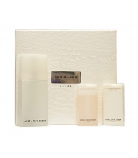 ANGEL SCHLESSER FEMME 100 vp + BODY MILK 75 ml. + GEL 75 ml.