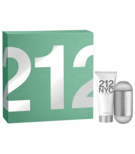 CAROLINA HERRERA - 212 NYC EDT 60vp + BODY LOTION 100ml