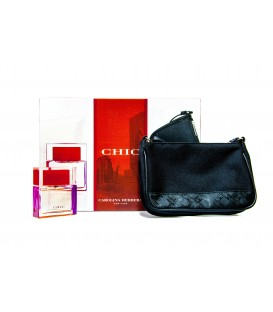 CAROLINA HERRERA - CHIC EDP 50vp + HANDBAG