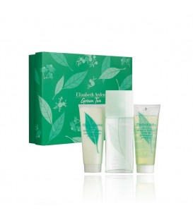 ELIZABETH ARDEN - GREEN TEA EDP 100 vp+ BODY LOTION 100 ml. + GEL 100 ml.