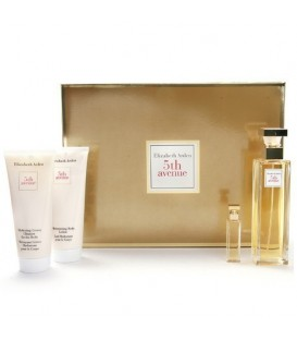 ELIZABETH ARDEN - 5TH AVENIDA EDP 75 vp + BODY LOTION 100 ml. + CREMA LIMPIADORA 100 ml.