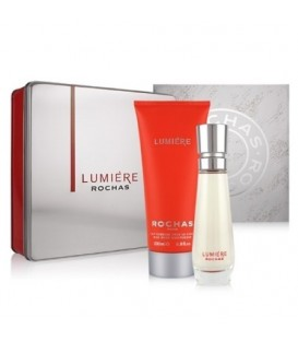 ROCHAS - LUMIERE EDT 50 ml. + BODY LOTION 200 ml.