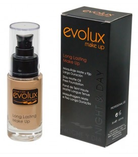 MAQUILLAJE EVOLUX LONG LASTING MAKE UP 24 HORAS 30ml 70