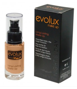 MAQUILLAJE EVOLUX LONG LASTING MAKE UP 24 HORAS 30ml 72