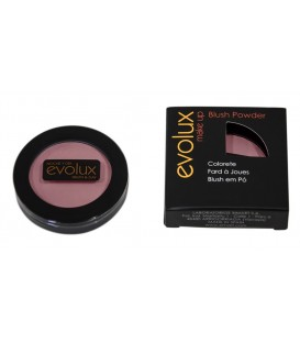 COLORETE COMPACTO EVOLUX BLUSH POWDER 4g 2