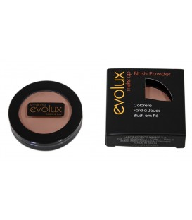 COLORETE COMPACTO EVOLUX BLUSH POWDER 4g 5