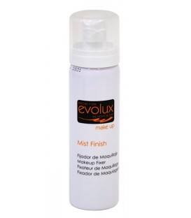 EVOLUX FIJADOR DE MAQUILLAJE MIST FINISH 80ml SPRAY