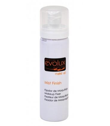 EVOLUX - MIST FINISH 80 ml. MAKE UP FIXER