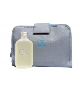 CALVIN KLEIN - CK ONE EDT 100 VP + TOILETRY BAG