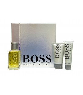 HUGO BOSS - BOSS EDT 100 VP + BALSAM 75 ML. + GEL 50 ML.