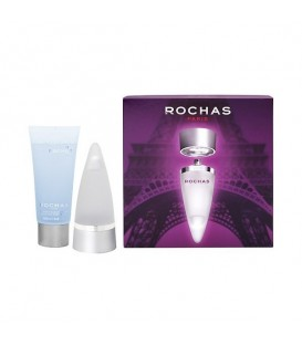 ROCHAS MAN EDT 100 ML. + GEL 200 ML.