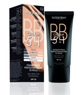BB CREAM PERFECCIONADOR 5 EN 1 DEBORAH