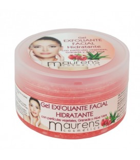 GEL EXFOLIANTE FACIAL MAURENS 200ML