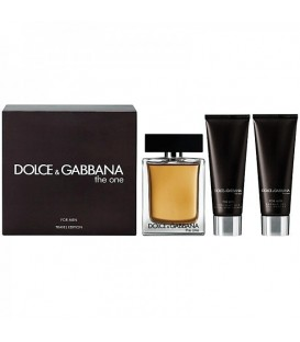 DOLCE&GABBANA THE ONE FOR MEN TRAVEL SET