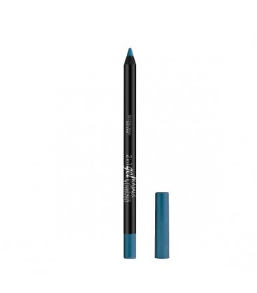 2 IN 1 GEL KAJAL & EYELINER WATERPROOF DEBORAH