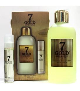 EAU DE TOILETTE 7 GOLD