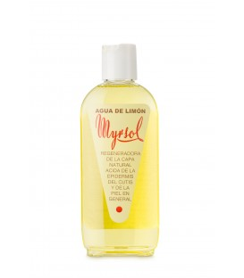 MYRSOL LEMON WATER