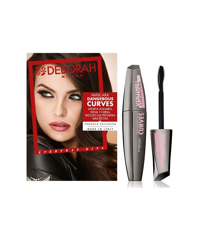 969c0fea5e7 DEBORAH MÁSCARA DANGEROUS CURVES - Cosmetic & Hair