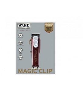 MÁQUINA DE CORTE WAHL MAGIC CLIP CORDLESS