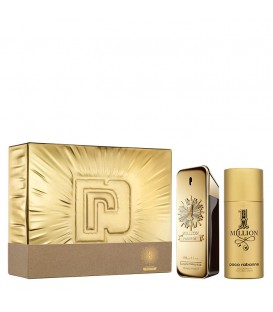 PACO RABANNE - 1 MILLION EDT 100 ML. + DEODORANT 150 ML.