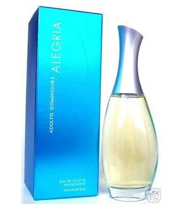 ADOLFO DOMINGUEZ - ALEGRIA EDT 50vp