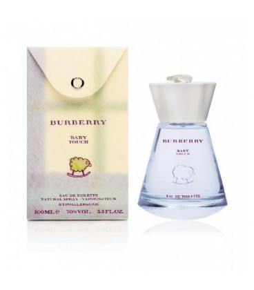 BURBERRY BABY TOUCH EDT 100vp