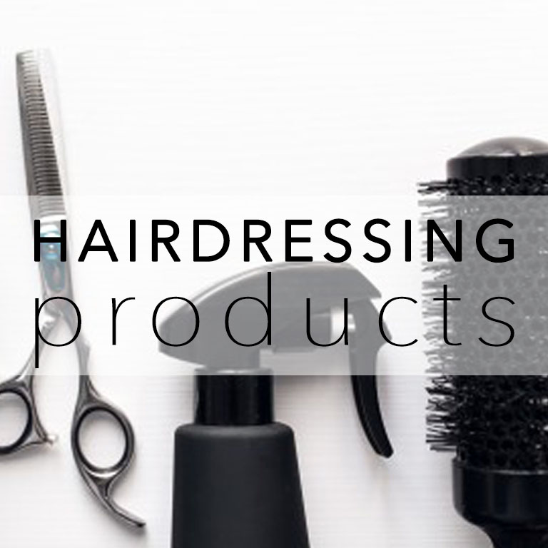 Hairdressing products